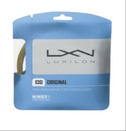 LUXILON Original 1,30 mm Tennissaite  12,2 m Set